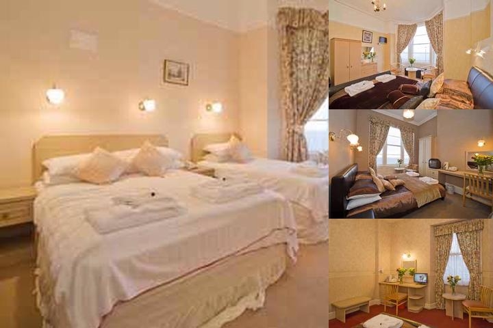 Regency Royal Hotel photo collage