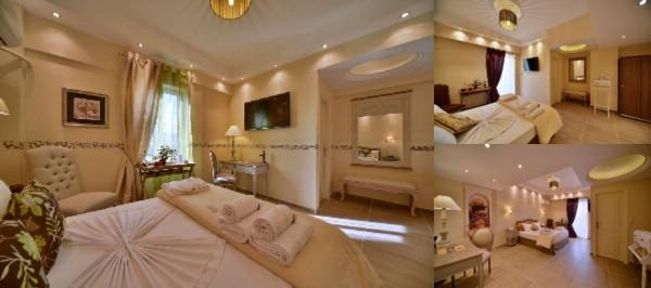 Anixi Boutique Hotel photo collage