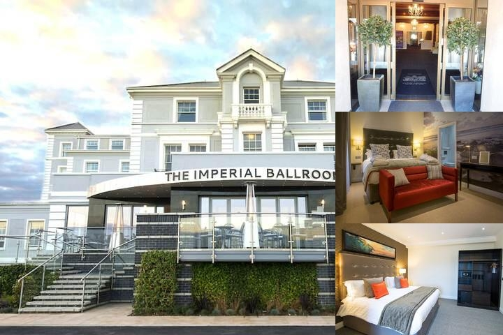 Mercure Hythe Imperial Hotel & Spa photo collage