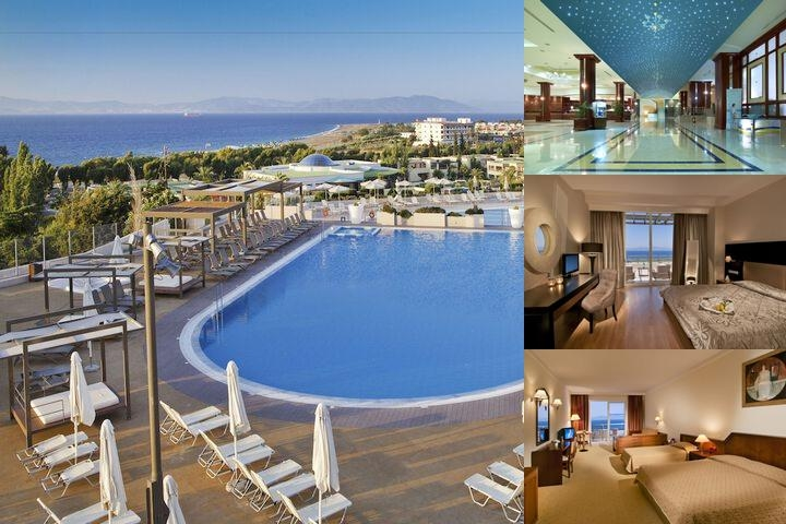 Kipriotis Panorama Aqualand Hotel photo collage