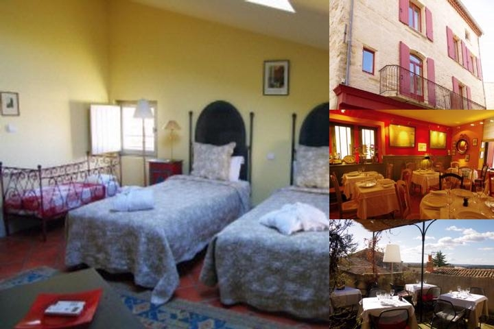 Hostellerie Provencale photo collage