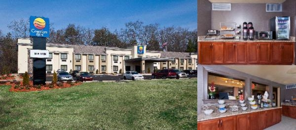 Comfort Inn Tupelo photo collage
