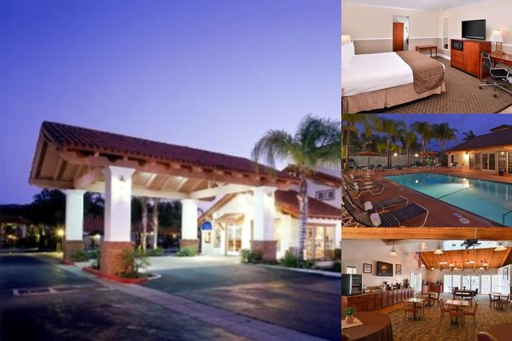 Best Western Capistrano Inn photo collage