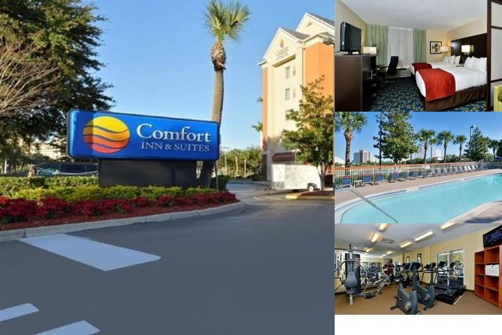 Comfort Inn Universal Area photo collage
