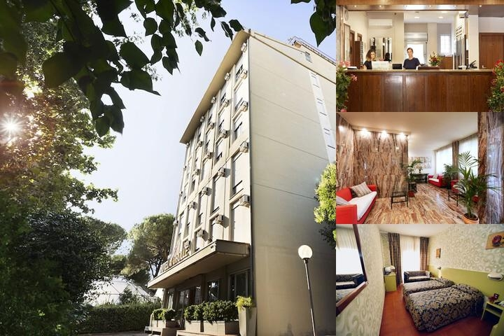 Hotel Corolle photo collage