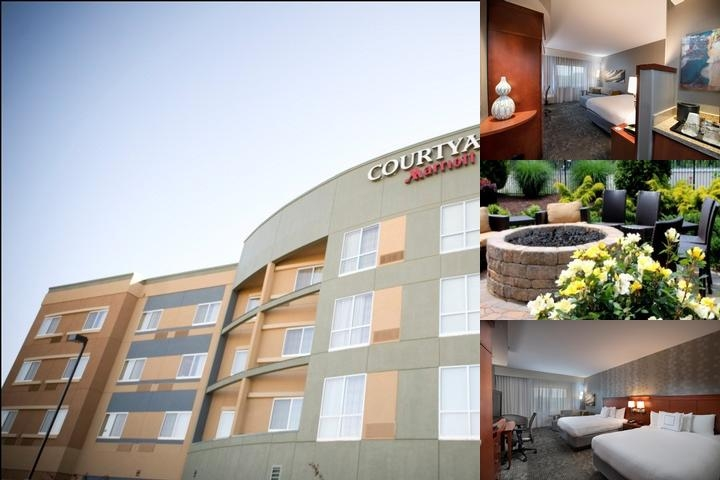 Courtyard by Marriott Atlanta / Mcdonough photo collage