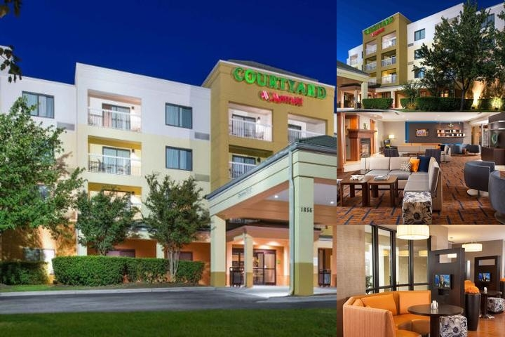 Courtyard by Marriott Gastonia photo collage