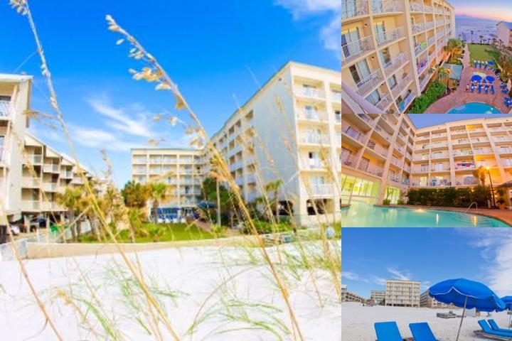 Holiday Inn Express Orange Beach on the Beach photo collage