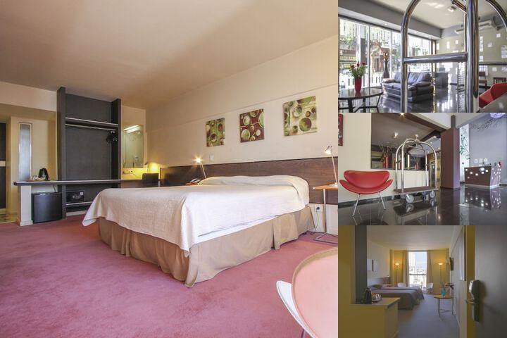 Uno Buenos Aires Suites photo collage