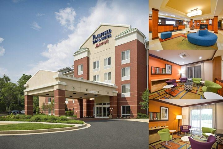 Fairfield Inn & Suites Baltimore White Marsh photo collage