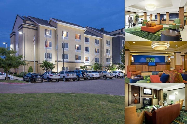 Fairfield Inn & Suites by Marriott Texarkana photo collage