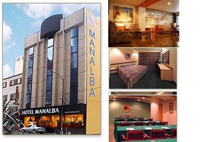 Hotel Manalba photo collage