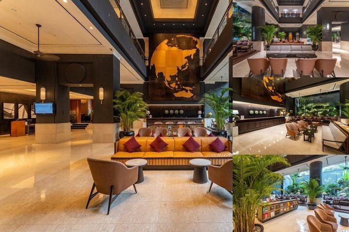 Hotel Nikko Hanoi photo collage