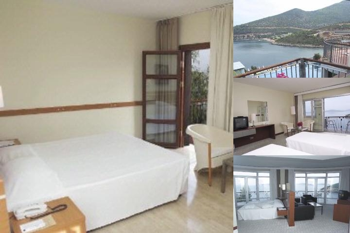 Bodrum Kervansaray Hotel photo collage