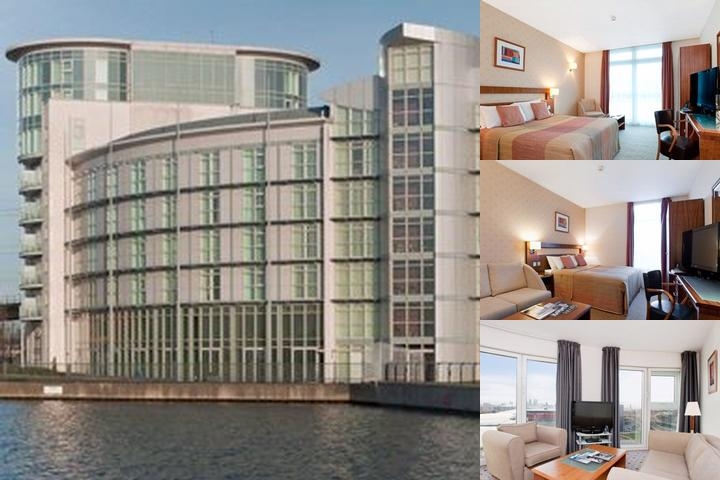 Ramada Hotel & Suites London Docklands photo collage