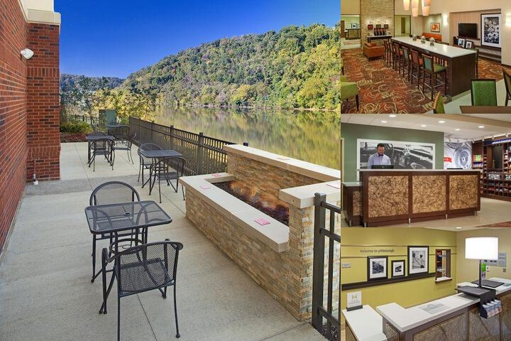 Hampton Inn & Suites Pittsburgh / Waterfront West photo collage