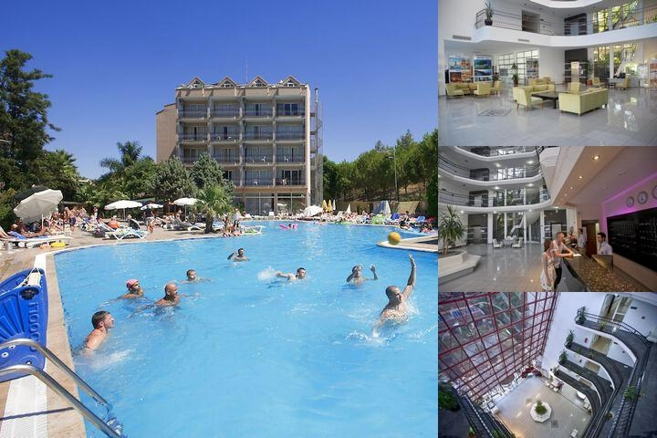 Kervansaray Marmaris Hotel photo collage