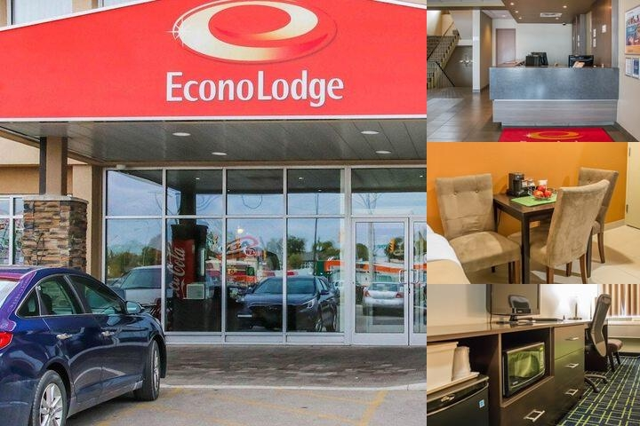 Econo Lodge Winnipeg South photo collage