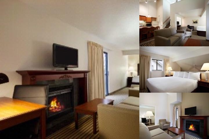 Hawthorn Suites by Wyndham Troy Mi photo collage