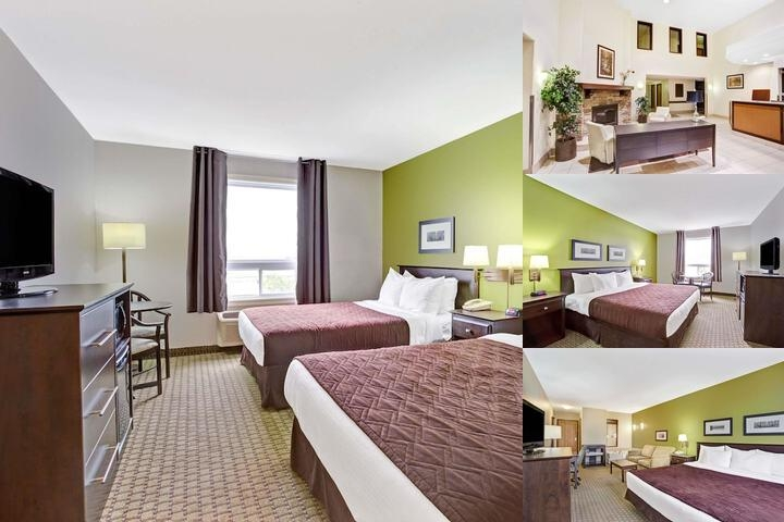 Super 8 Hotel St. Jerome photo collage