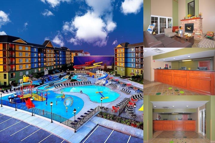 The Resort at Governor's Crossing photo collage