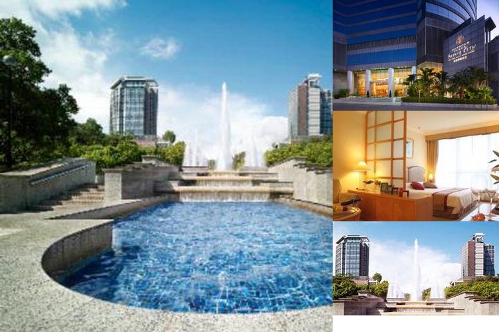 Harbour Plaza Resort City photo collage