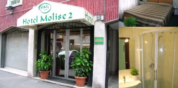Hotel Molise 2 photo collage
