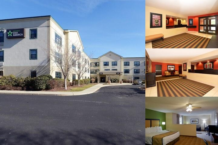 Extended Stay America Warwick photo collage