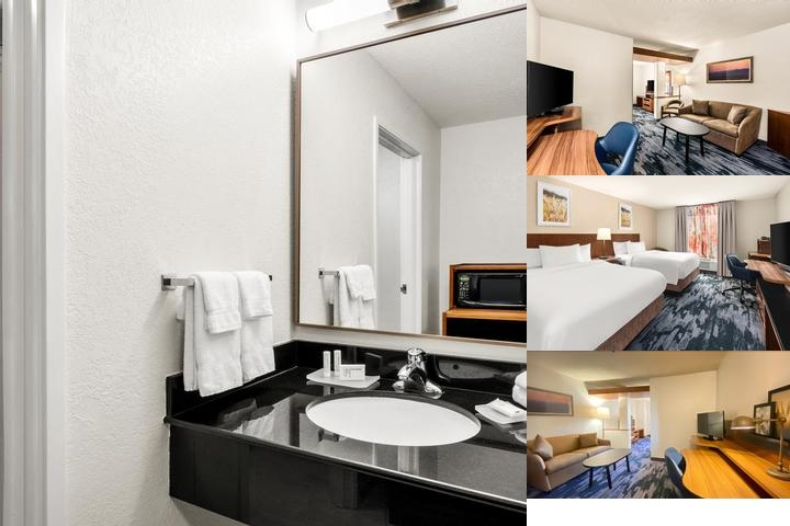 Fairfield Inn & Suites Downtown Market Square photo collage