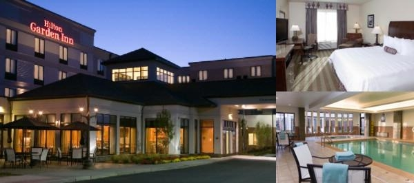 Hilton Garden Inn Kalispell photo collage