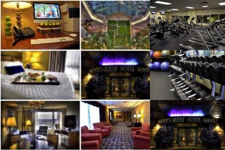 Minto Suite Hotel photo collage
