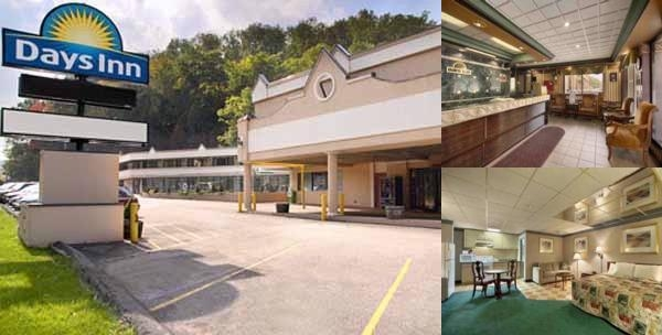Days Inn Pittsburgh photo collage