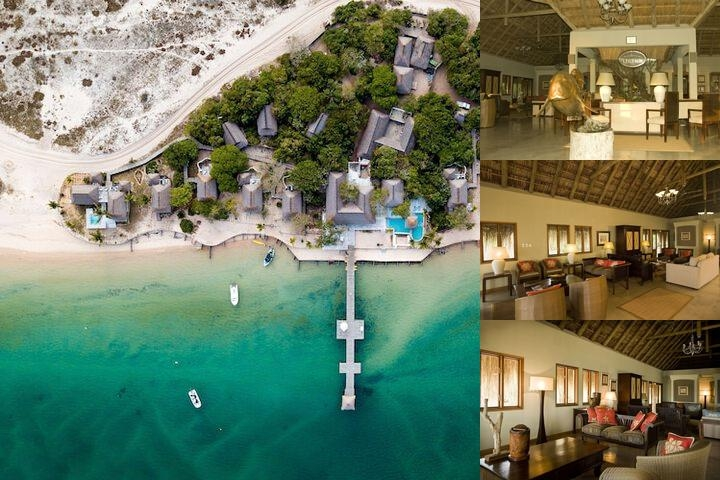 Dugong Beach Lodge photo collage