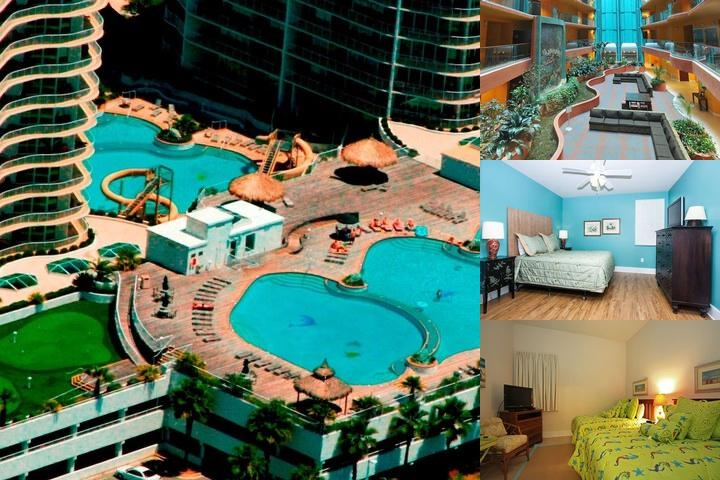 Caribe Resort by Wyndham Vacation Rentals photo collage