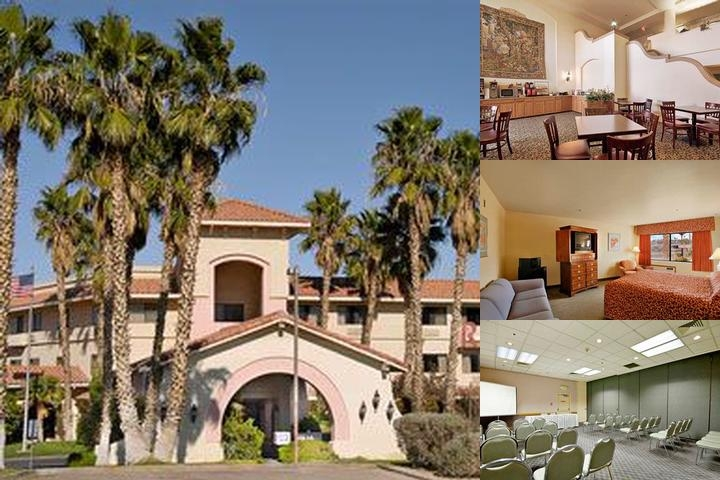 Ramada Inn Barstow photo collage