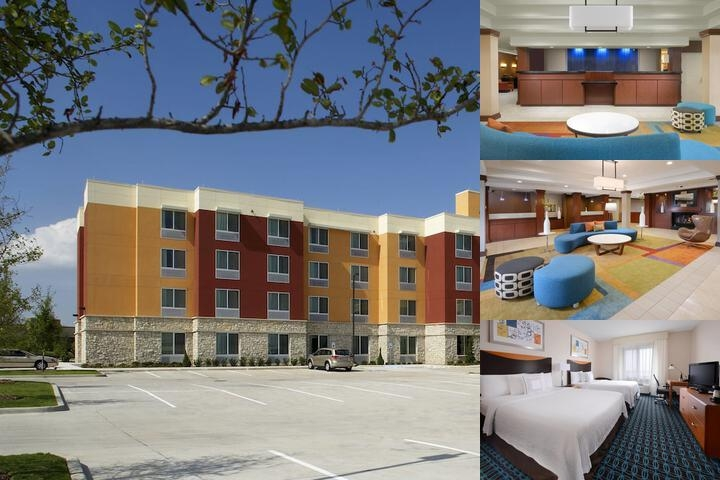 Fairfield Inn & Suites The Colony photo collage