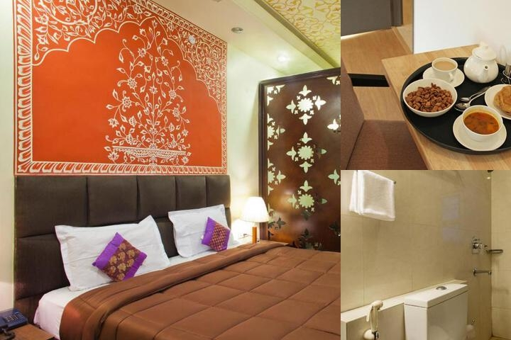Hotel Shalimar photo collage