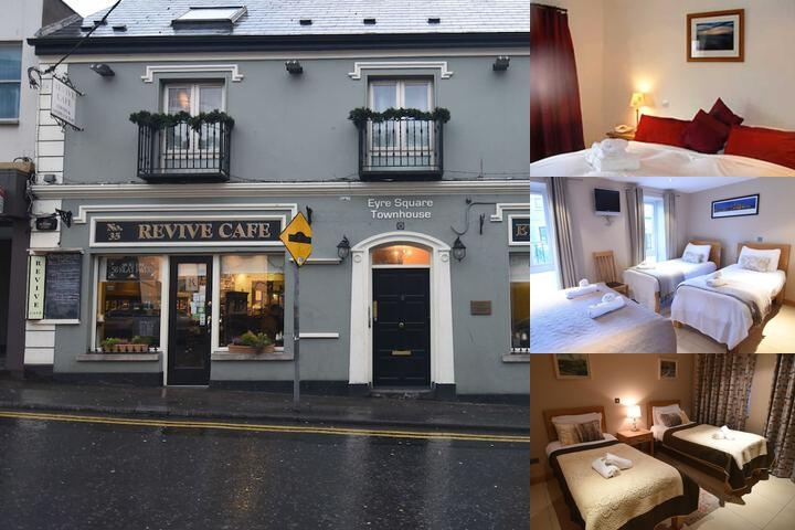 Eyre Square Hotel photo collage