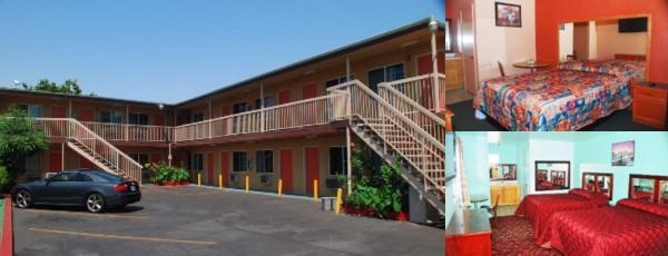 Lincoln Motel photo collage