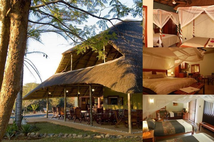 Kubu Safari Lodge Guernsey Private Game Reserve photo collage