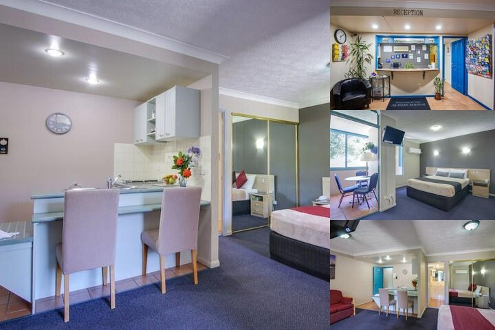 Albion Manor Motel & Serviced Apartments photo collage