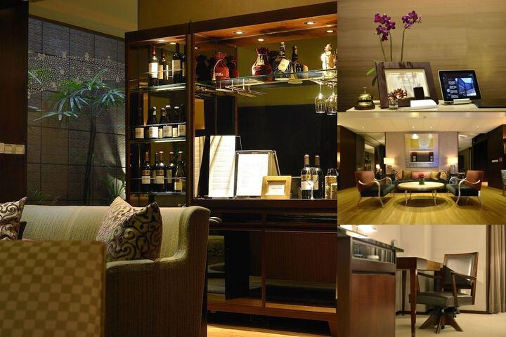 Les Suites Taipei Da.an photo collage