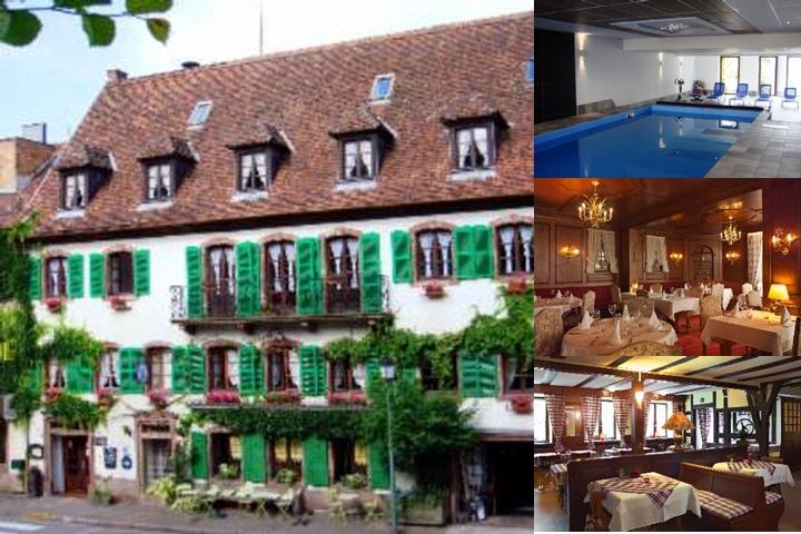 Hôtel Restaurant a L'aigle photo collage