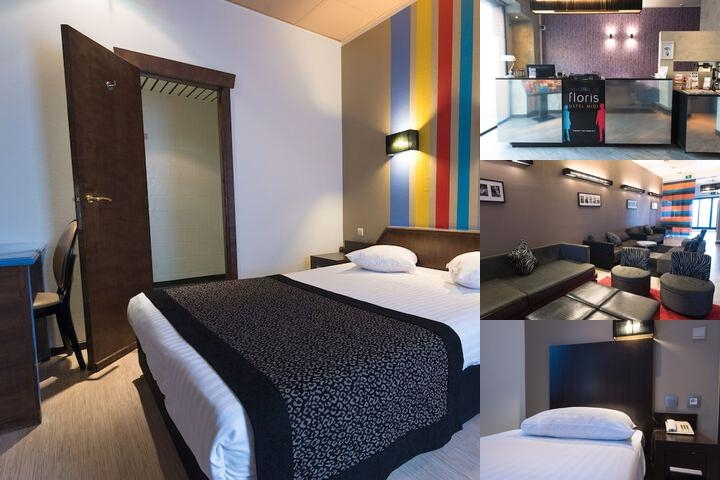 Floris Hotel Ustel photo collage
