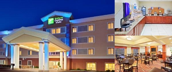 Holiday Inn Express Chehalis Centralia photo collage