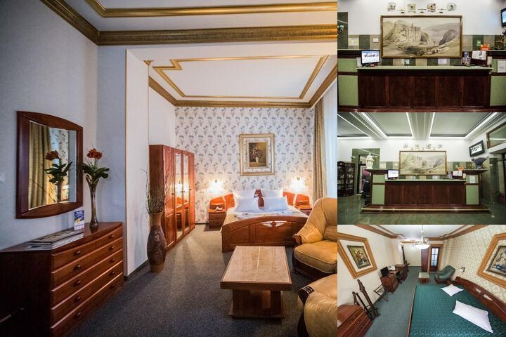 Bucharest Comfort Suites photo collage
