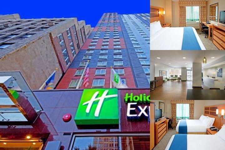 Holiday Inn Express Times Square South photo collage