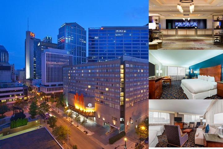 Doubletree by Hilton Nashville Downtown photo collage