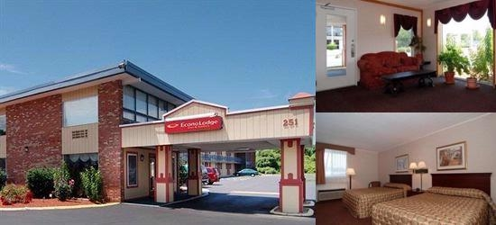 Econo Lodge Mystic photo collage
