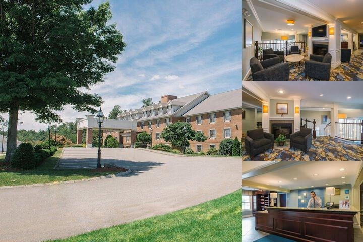 Holiday in Express & Suites Merrimack photo collage